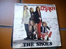 """7"""" THE SHOES OSAKA FLUTES HORNS STRINGS AND DRUMS 1970 EX++"""