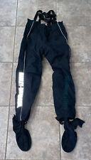 Harley-Davidson Motorcycle Suit Overalls Pants Suspenders  Men's Medium