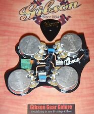 Gibson SG Pot Board Quick Connect CTS Control Guitar Parts HP Classic Standard T