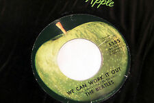 Beatles: We Can Work it Out / Day Tripper  [Unplayed Copy]