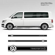 Volkswagen VW Transporter Side Stripe Decal Van Skirt T4 T5 T6 Vehicle Graphic