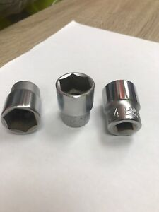 Unior Socket 24  Hex 190 1/2 List Is For 1