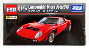 TOMICA PREMIUM 05 - Lamborghini Miura Jota SVR