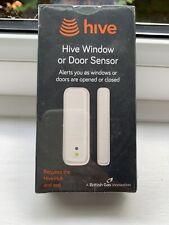 Hive Window Or Door Sensor British Gas - New