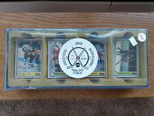 1990 1991 Junior Hockey League Card Set Quebec LHJMQ 7th inning Stretch QMJHL