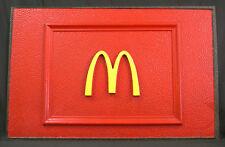 Vintage Acrylic McDonalds Sign