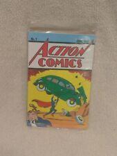 New ListingSuperman Action Comics #1 Loot Crate June 1938 Unopened Reprint with Coa