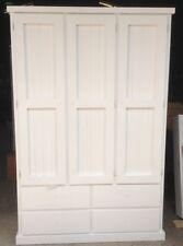 Wardrobe,  1200 wide, WHITE