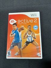 EA Sports Active 2: Personal Trainer Wii Disc