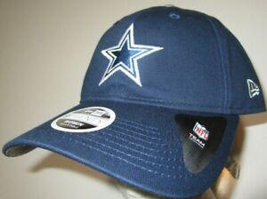 New Era 9Twenty Dallas Cowboys NFL Football Cap Hat Women's adjustable Bow Back