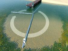 Lake Groomer - Automated Aquatic Lake Weed & Muck Removal Machine