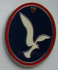 Disney WDW Hidden Mickey Series Past Attractions Seagull Pin