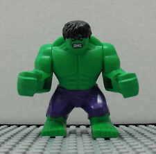 LEGO Super Heroes - Hulk - Figur Minifig Marvel Smash Lab NEU NEW 76018