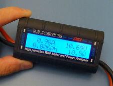 G.T.POWER Rc Watt Meter and Power Analyzer High Precision 130A 60V GT-Power