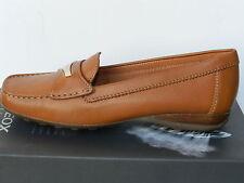 Geox Euro Chaussures Femme 38 Mocassins Ballerines Sandales Babies Pumps UK5 New