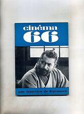 CINÈMA 66-Le Guide Du Spectateur N. 123#Federation Francaise des Cinè Clubs 1966