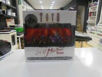 Toto 2LP Europe Live At MONTREUX 1991. 2020 Limited Virgin Vinyl 180GR. Gatefold