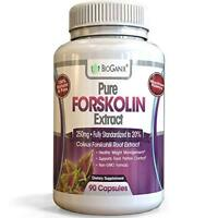 Pure Forskolin Extract for Weight Loss, Metabolism Booster and Belly Fat Burner