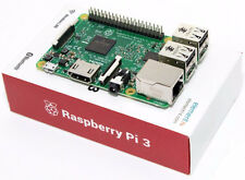 Raspberry Pi 3 Model B - Quad Core CPU WiFi Bluetooth - Shipped from US same day