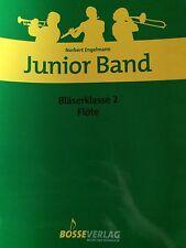 Norbert Engelmann - Junior Band - Bläserklasse 2 - für Flöte