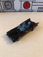 Hot Wheels Diecast Batman Batmobile Car - Mattel