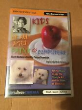 Jane Conner Ziser Kids Of All Ages Paint On Computers Learn To Draw & Paint In P