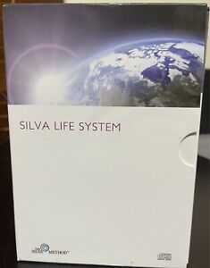 The Silva Life System 11 CD Box Set with user manual and workbook included