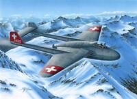 Special Hobby 72339 DH.100 Vampire Mk. I The First Jet Guardians Neutrality 1:72