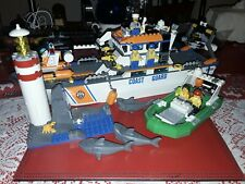 Lego City Coast Guard Patrol 60014 with minifigures