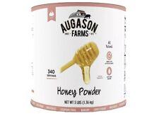 Augason Farms Honey Powder (Emergency Prepper Food Storage) Fresh 3 pound Can