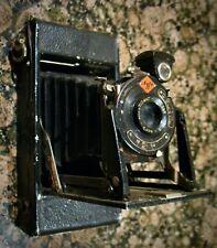 AGFA Folding Camera Anastigmat Jgestar F: 8.8 Lens