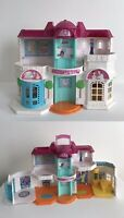 2004 Fisher Price Sweet Streets Hospital Playset Loving Family Dollhouse