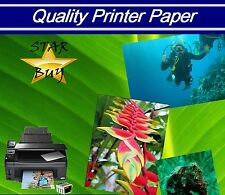 A5 120 gsm GLOSSY 2 SIDED PRINTER PAPER x 2000 sheets - LASER - DIGITAL - LITHO