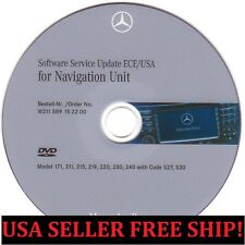 Mercedes-Benz Car GPS Software & Map DVDs for sale | eBay