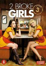 DVD - 2 BROKE GIRLS - SEASON 3 - 2015 - (NEW / NEW /NOUVEAU/ SEALED)