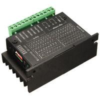 CNC Single Axis 4A TB6600 2/4 Phase Hybrid Stepper Motor Drivers Controller B3W2