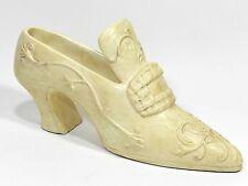 Pottery Planter Victorian Shoe High Heels Jewelry Display