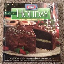 Best-Ever Holiday Recipe Collection by Kraft Staff and Meredith Custom Publishin