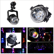 Car Disco DJ LED Light Strobe Lighting Stage Party Bar Music Rhythm Active RGB