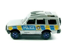 MATCHBOX / Land Rover Discovery (Silver-Grey) - No packaging.