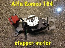 Alfa Romeo 164 stepper motor, tested, 3 month replacement warranty, great unit