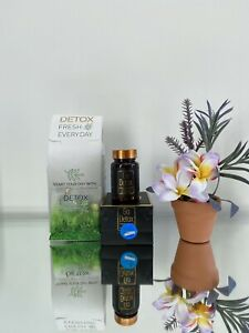 Go Detox & Fresh Everyday Detox Tea - Natural Ingredients Weight Loss (tea&pill)