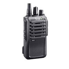 NEW ICOM IC-F4001-03-RC,  UHF 400-470 MHZ, 4 WATT, 16 CHANNEL TWO WAY RADIO