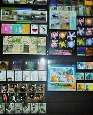 More details for gb 2004 year commemorative stamp collection almost complete vfu ref:ec04