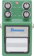 Ibanez TS9DX Turbo Tube Screamer Overdrive Guitar Effects Pedal TS-9DX