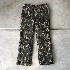 Browning Mossy Oak Gore-Tex insulated Hunting Pants sz Medium Camouflage