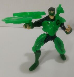 DC Comics Total Justice Green Lantern 1996 Kenner Action Figure Complete Loose