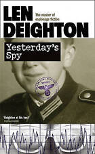 Yesterday's Spy by Len Deighton (Paperback)