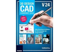 FRANZIS DesignCAD 3d Max V24 Inkl. Video-workshops