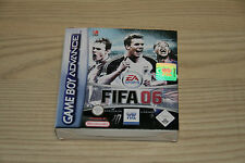 FIFA 06 (Nintendo Game Boy Advance, 2005) im OVP USK 0